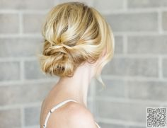 2. #Twisted Bun - Brighten up Your Bun with #These 7 Tricks ... → Hair #Place