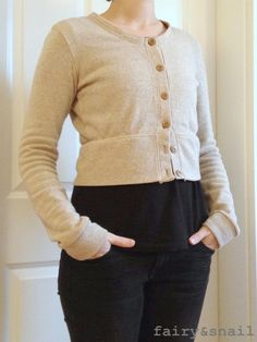 f114e433b05df Jenna cardi by fairy   snail. Melody Srygley · Cardigan Patterns