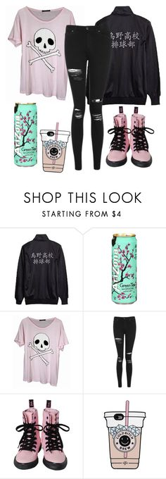 """Pastel"" by coffeeismysoul ❤ liked on Polyvore featuring Wildfox, Topshop and Valfré"
