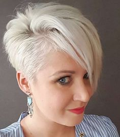 Short Hairstyles 2018 – 30