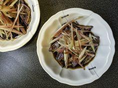 Le myoga est le bourgeon d'une plante voisine du gingembre qui pousse en Chine…