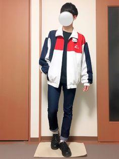 いつも見ていただきありがとうございます(^^) ナイロンジャケットコーデです! Jackets, How To Wear, Fashion, Moda, Fashion Styles, Fashion Illustrations, Jacket, Fashion Models, Suit Jackets
