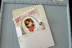 DIY Any Size ENVELOPE TUTORIAL  (includes both picture and video tutes)