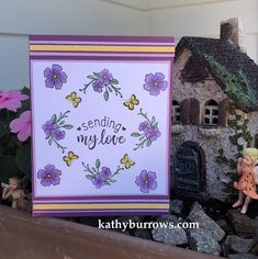 Snips, Snaps, and Scraps: July Stamp of the Month Blog Hop - For My Beautiful Friend My Beautiful Friend, Host A Party, Card Maker, Close To My Heart, Stamp Collecting, Flower Cards, Homemade Cards, Scrapbook Pages, Birthday Cards