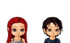 IAD: Jillian and Warren by Miralana-sama Immortals After Dark, Kresley Cole, Doll Maker, Disney Characters, Fictional Characters, Creatures, Deviantart, Disney Princess, Night