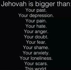 "Psalms Throw your burden on Jehovah, And he will sustain you. Never will he allow the righteous one to fall. Yes Jehovah is only a ""prayer"" away! Spiritual Encouragement, Encouragement Quotes, Bible Quotes, Bible Verses, Scriptures, Psalm 133, Isaiah 41, The Words, Caleb Et Sophia"