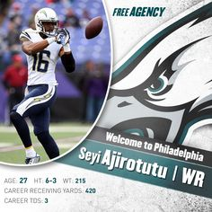 Adding another special teams ace. #FlyEaglesFly