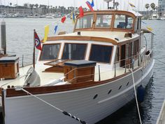 Vintage Yachts Marina Del Rey | by Cruiser Community