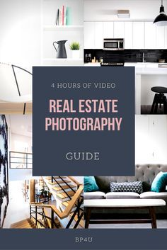 Whether you are new to real estate photography, or a photographer looking to broaden your client base with real estate photography bookings, this course could help you get started in the right direction.