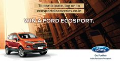 Ford EcoSport India Engine And Variant Details- Bookings Open In June 2013