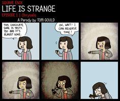 LIFE IS STRANGE   It Tastes Better the Second Time by TheGouldenWay.deviantart.com on @DeviantArt
