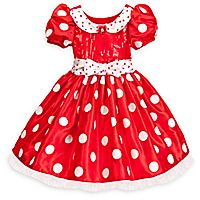 Minnie Mouse Costume for Girls - Red. Disney store