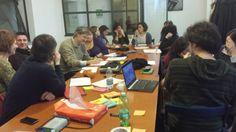 """Corso """"4 pilastri dell'Innovazione Sociale"""" Milano, marzo-aprile 2014"""