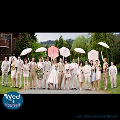 [셀프웨딩 정보] 우산으로 결혼식장 꾸미기 : 네이버 블로그