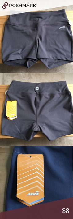 AVIA running shorts! AVIA running shorts!  New with tags never worn!! Awesome running shorts or great for yoga! AVIA  Shorts