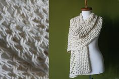 Just started this.  Very easy pattern for someone wanting to knit a lace pattern quickly.  Free pattern too!