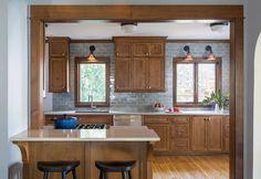 Kitchen Design by Kate Roos Design, Minneapolis, MN Bungalow Kitchen, Craftsman Kitchen, English Cottage Kitchens, Countryside Kitchen, Quarter Sawn White Oak, Timeless Kitchen, Elegant Kitchens, Co Design, Design Competitions