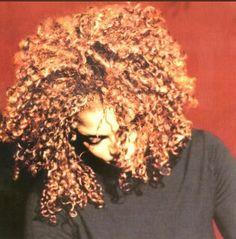 Nat.Mov.+ healthy hair motivation  Janet's curls