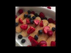 Rezept für ein Tiramisu mit Beeren, Beerentiramisu, Nachtisch, Mitbringsel, Geschenke aus der Küche, Party, Sommerfest, Rezept, Erdbeeren, Himbeeren, Blaubeeren, Brombeeren, Familienessen