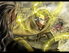 I loved how Laxus came in at this moment