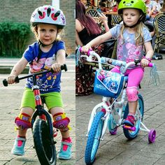 Scooters Bikes next stop #Vert Ramp... Someday #WeeChefs
