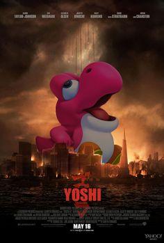 Yoshi is Coming