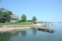 Waterfront home overlooking Thimble Islands.  Dock & sheltered deep water mooring.  11 Prospect Hill Rd, Branford, CT - Offered by Sandra Reiners - http://www.raveis.com/mls/M9141145/11prospecthillrd_branford_ct