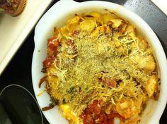 Giada's Italian Pasta bake--absolutely delicious