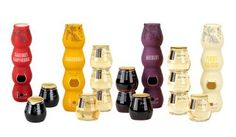 individual stackable wine! yummy