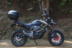 foto hasil modifikasi motor tiger revo terbaru 2015