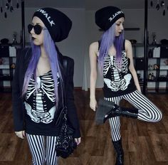 (24) creepy cute fashion | Tumblr