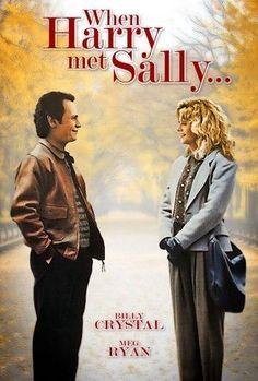 When Harry Met Sally When Harry Met Sally, Film Musical, Film Music Books, Love Movie, Movie Tv, Happiness Therapy, Movies Worth Watching, Romance, Chick Flicks