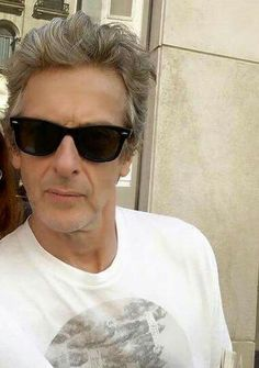 Cool BAMF Peter Capaldi