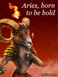 Happy Astrological New Year, Aries!