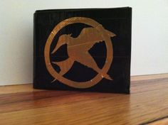 Hunger Games Duct Tape Wallet by royalducttape on Etsy, $9.50