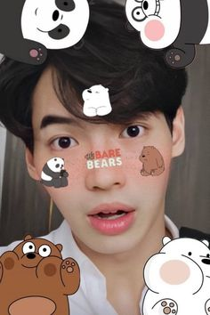 Cute Boy Photo, Bright Pictures, Win My Heart, Creative Instagram Stories, Couple Wallpaper, We Bare Bears, Cute Actors, Thai Drama, Aesthetic Gif