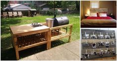 12 DIY Wood Pallet Creations You Can Make At Home