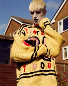 alasdair mclellan captures agyness deyn at home in the north Winter Fashion Outfits, Spring Outfits, Boho Fashion, Street Fashion, High Fashion, Film Photography, Fashion Photography, Agyness Deyn, Alfred Stieglitz