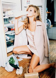 kate moss is stealing your milk
