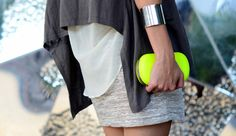 My Daily Style  Fluor Look