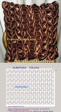 Fabric manipulation,sew this Smocking Tutorial, Smocking Patterns, Fabric Patterns, Sewing Patterns, Ribbon Embroidery, Embroidery Stitches, Embroidery Patterns, Fabric Crafts, Sewing Crafts