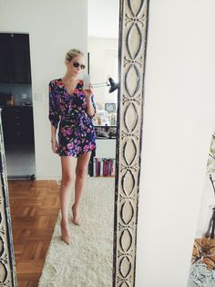 Yumi Kim Romper    #romper #fashion #style #fashionblogger #styleblogger #lookoftheday #ootd #outfitoftheday #what i wore