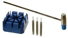 #10: SE JT6218 Watch Band Link Remover, 5-Piece.