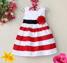 $4.05 (Buy here: https://alitems.com/g/1e8d114494ebda23ff8b16525dc3e8/?i=5&ulp=https%3A%2F%2Fwww.aliexpress.com%2Fitem%2FBaby-Kids-Girls-A-line-Casual-Sleeveless-Striped-Infant-Dress-Summer-Dress-Vest-Dress-Costume-UA%2F32775467227.html ) Baby Kids Girls A-line Casual Sleeveless Striped Infant Dress Summer Dress Vest Dress Costume UA for just $4.05