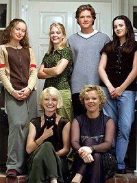 Sabrina the Teenage Witch Original Cast. Growing up what my Friday nights consisted of watching! :]
