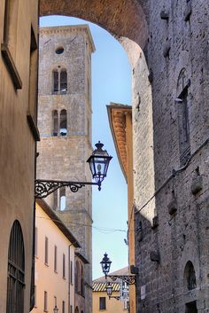 Montalcino, Tuscany, Italy. Heard there's an amazing language school here that runs by the week.