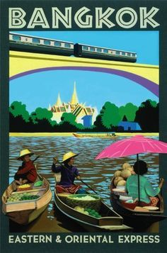 Vintage travel posters from places I have visited.... on Pinterest ...