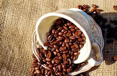 coffee turn out to be one of foods that could burnt fat!