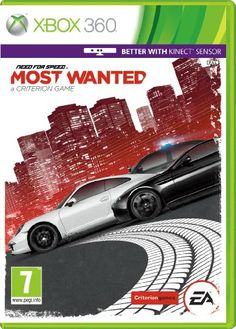 #PopularKidsToys Just Added In New Toys In Store!Read The Full Description & Reviews Here - Need for Speed Most Wanted (Xbox 360) - To be Most Wanted, youâ€TMll need to outrun the cops, outdrive your friends, and outsmart your rivals. With a relentless police force gunning to take you down, youâ€TMll need to make split second decisions. Use the open world to your advantage to find hiding spots, hit jumps and earn new vehicles to keep you one step ahead.    Frequently Bo