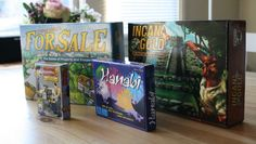10 Great Tabletop Games That Can Be Played in Under 30 Minutes